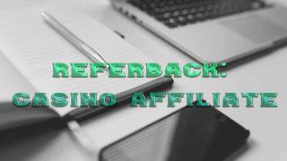 ReferBack Affialiate