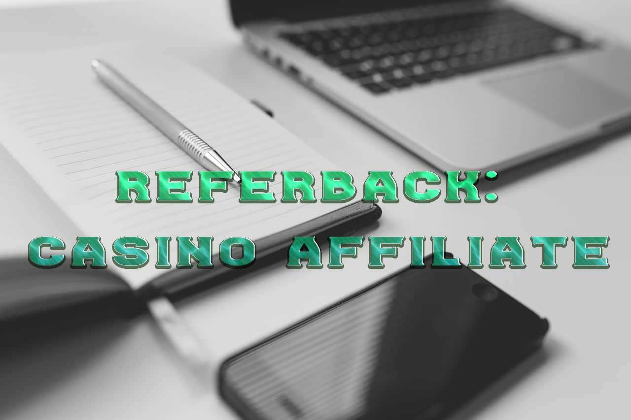 ReferBack: Affialiate