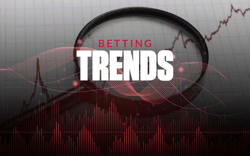 sports betting trends